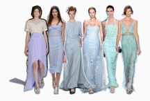 Favourite fashion collections