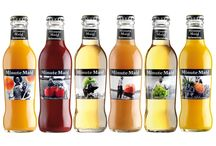 MINUTE MAID / Redesign of all the Minute Maid products and creation of a new range of flavours.
