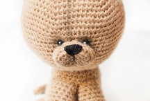 kötött figurák - crochet figures