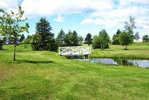 Prince Edward Island, Canada, Par 3 and Executive Golf  Courses / Prince Edward Island, Canada, Par 3 and Executive Golf  Courses