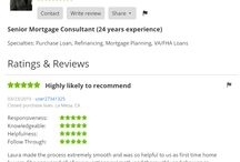 My Client Reviews