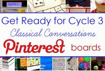 Classical Conversations / Ideas for planning Classical Conversations, both for tutoring and continued learning at home.