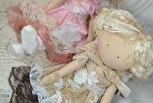 Víly, panenky