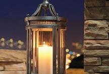 latarenki lampiony świece