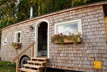tiny houses / by Lili Powell