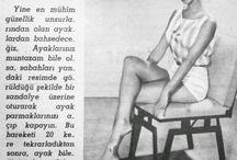 PEDILUX4 Eskiden Ayak Bakımı / Foot Care in Old Times