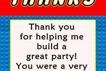 Lego party / Legit party
