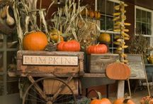 harvest/Halloween