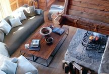 CHALETS / by Marion Therizol Couturier
