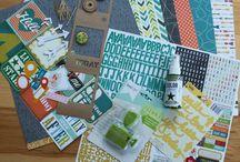 Kit du mois juillet #1 / Kit du mois juillet 2013