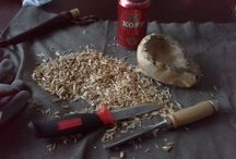 My Crafts (and others) / Woodcarving and other crafts I make