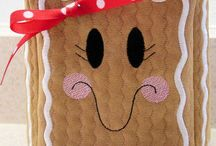 catch me: gingerbread man / Oh, that ginger snappy guy!