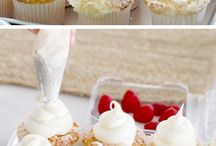 cupcakes, cakes and pies