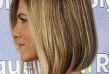 Bobfrisuren für dünnes Haar
