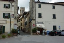 Radda in Chianti / Situated in the heart of Tuscany's Chianti region, Radda is a delightful hilltop town well worth a visit if you are ever in the area.