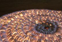 Crochet led light