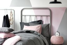 #Teenage bedroom / Boy or girl bedroom inspiration. Perfect hide-outs.