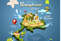 Songkran's Festival 2015