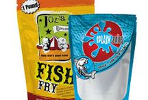 Fish Packaging Bags / All these bags are available in stock and custom printed selection as per the customers' requirements. We have been utilizing the latest rotogravure technique for printing up to 9 colors custom printed #fishpackaging bags. Visit at http://www.swisspack.co.nz/fish-packaging/
