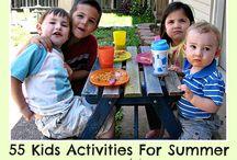 Children activities.