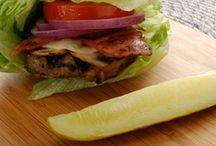 Health burger
