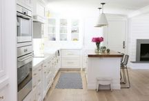 Inspiring Kitchens / Kitchens we would love to cook in!