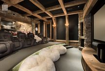 dream homes with theatres