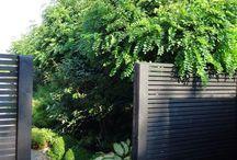 fences + privacy screens