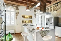 Kitchens and accessories / Kitchen designs and accessories to enhance your cooking and entertaining experiences.