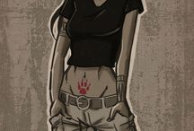 Mercy Thompson; Alpha & Omega