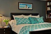 Master bedroom / by Jessica Zito Clark