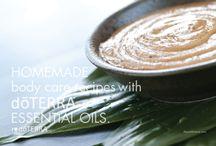 Essential oils / by Sarah Wacker