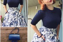 Outfits 60´s