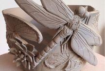 keramika a háček