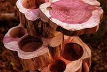 Gilles wood creation / Wood