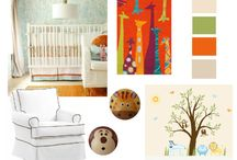 Create the Look / Create themed and inspirational nursery and children's rooms using our create the look boards as inspiration.