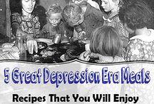 Depression Recipes