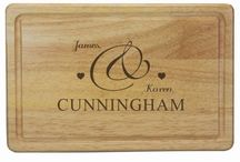 Personalised Wood Gifts / Are you looking for something that going to be unique and be good for any occasion well we have some stunning wooden gifts available.