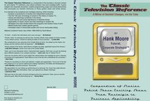 Classic TV Reference book by Hank Moore