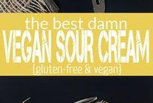 veganske mælkeprodukter