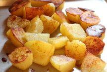 Potatoes / by Audrey P