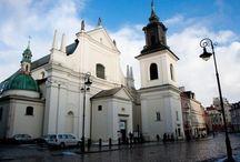 klasztor w Warszawie - ul. Freta