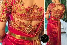 wedding blouse designs