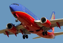 FLYING HIGH.... / I HAD A GREAT CAREER WITH SOUTHWEST AIRLINES FOR 20 YEARS...LOVE AIRPLANES..I DEFINATELY LOVE TRAVELLING.. / by Sue Chatagnier