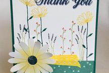 Delightful daisy Stampin up