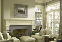 Fireplaces / by Brenda Harshman