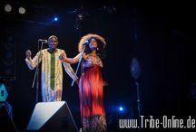Youssou N'Dour & Le Super Étoile De Dakar 25.07.2014 ZMF Freiburg