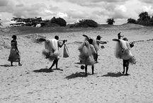 Madagascar en noir et blan / Quelques images de Madagascar en noir et blac