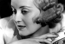 Bette Davis - Silver Screen Icon / Bette Davis (April 5, 1908 - October 6, 1989) - born Ruth Elizabeth Davis in Lowell, Massachusetts. Associated filmography: Of Human Bondage (1934) The Great Lie (1941) Now, Voyager (1942) Mr. Skeffington (1944) All About Eve (1950).  / by Rev. Dr. Dawne A. Casselle, Esq.