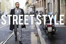 Street Style / A collection of worldwide style stalkers.